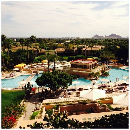 the phoenician, the phoenician phoenix, the phoenician spa, luxury resort Arizona, luxury resort Phoenix, luxury resort scottsdale, blog, par josianne