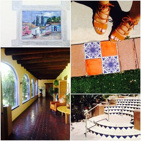 Luxury stay at Hacienda des Sol in Tucson Arizona