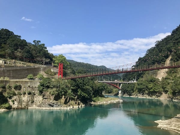 Day trip to Wulai Taiwan